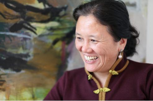Bhuti Losang, tibetansk läkare