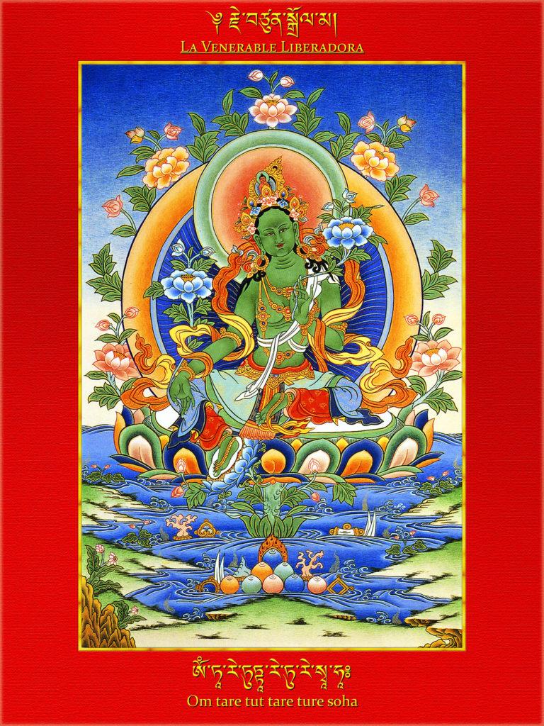 Grön Tara